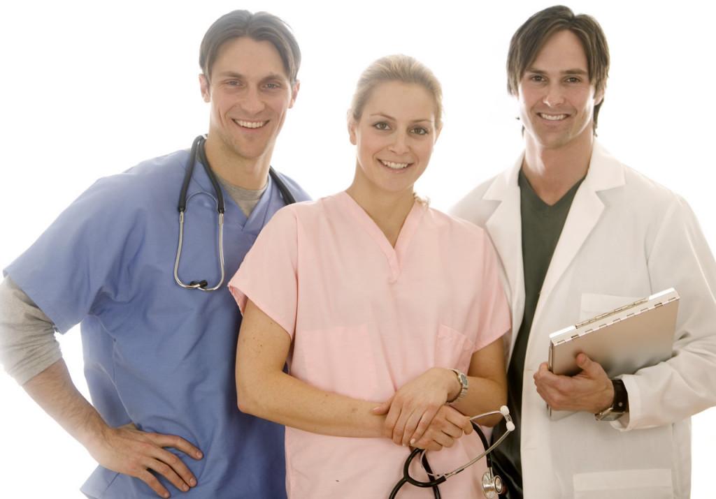 Doktorji in solna terapija