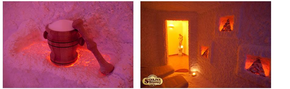 Salt Rooms Solni Tempelj