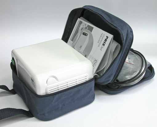 Inhalator Prizjet accesories II