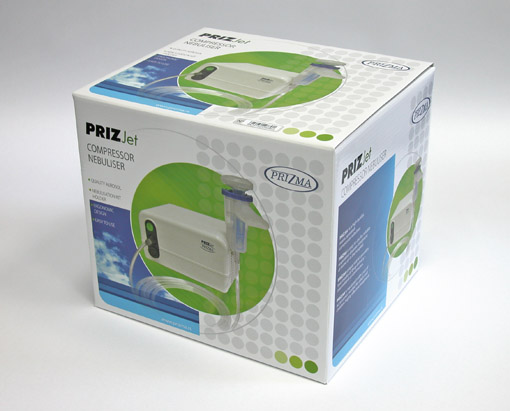 Inhalator Prizjet box