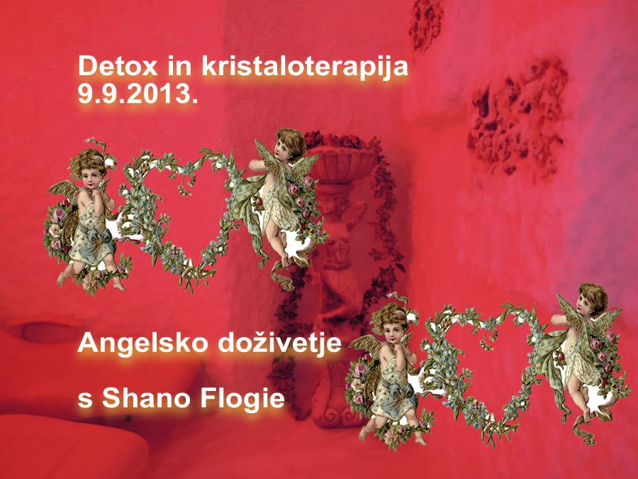 Detox dan in kristaloterapija 9.9.2013