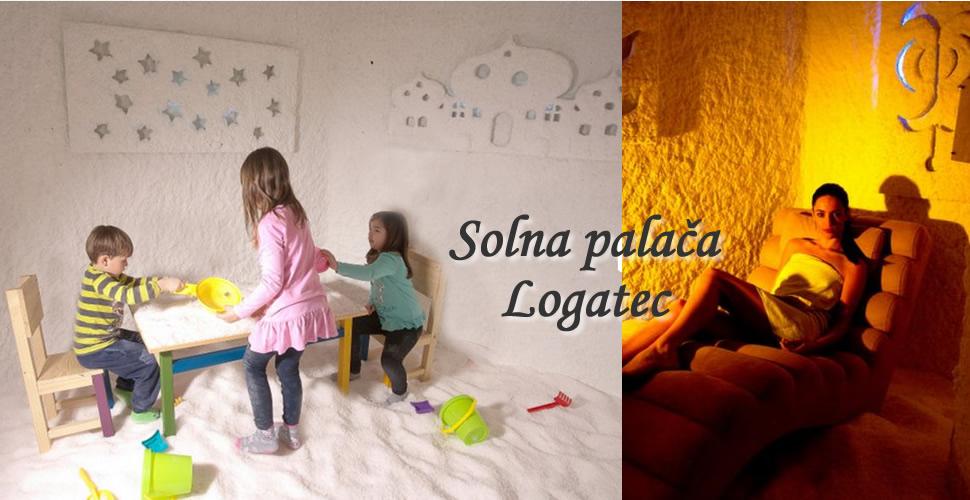 Solna palača Logatec