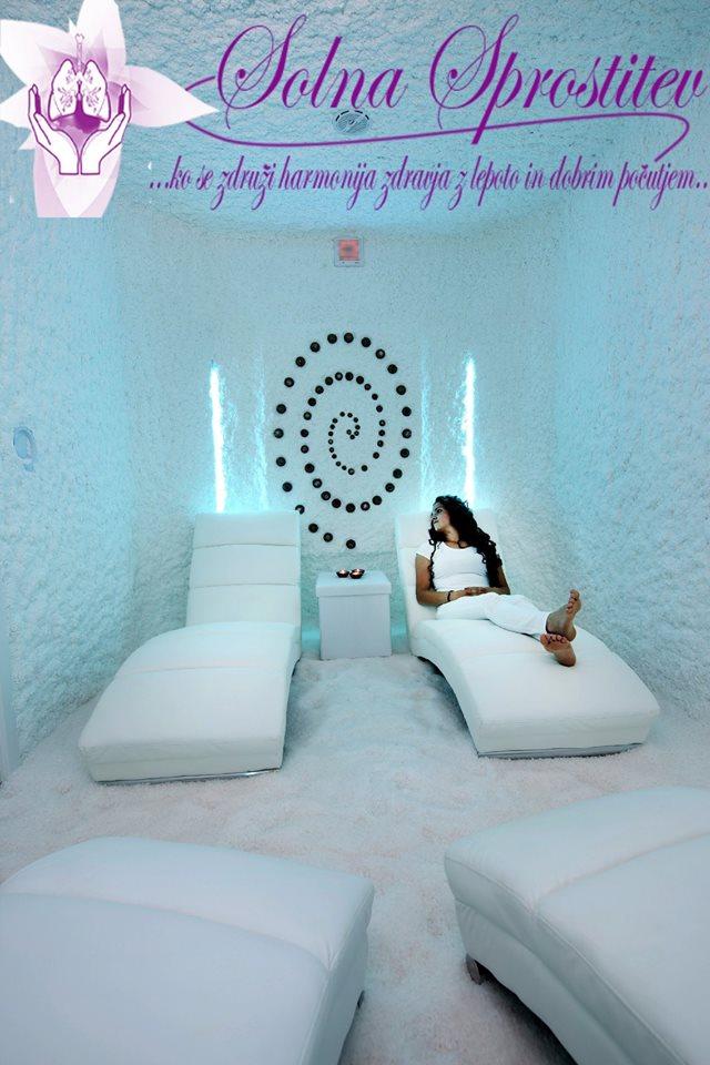 Slika solna soba Olimje