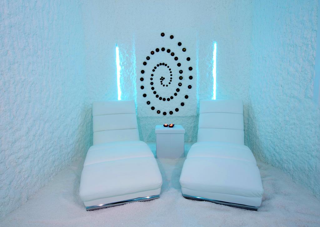 Solna soba z Orgoniti Terme Olimje 1