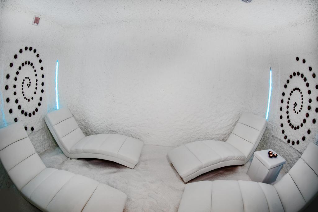 Solna soba z Orgoniti Terme Olimje 2