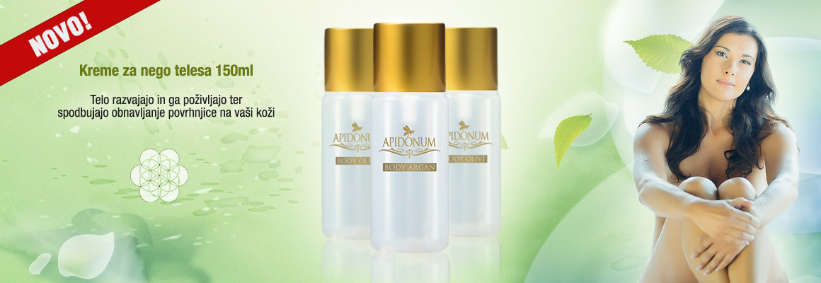 Apidonum Body Argan