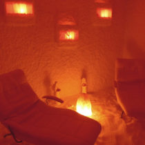 solne terapije in solne sobe