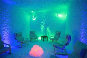 Idanaturalifestyle Salt room
